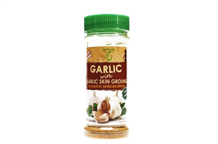Iyafoods - Garlic with Skin Ground