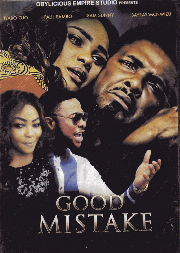 Good Mistake (DVD)