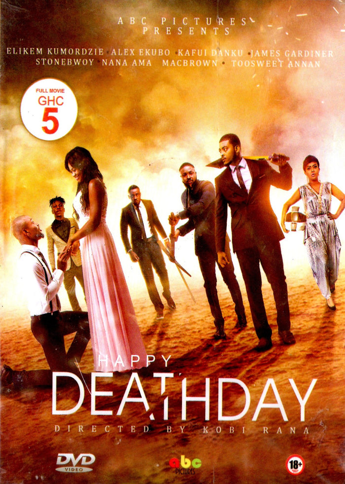 Happy Death Day (DVD)