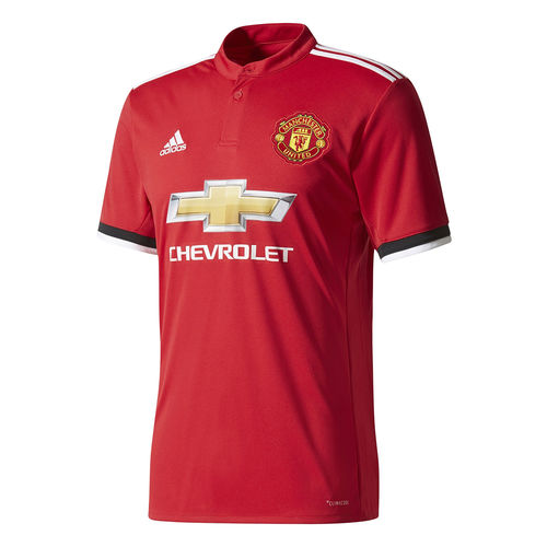 Manchester United Home Soccer Jersey