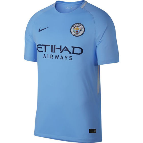 Manchester City Home Soccer Jersey