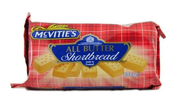McVities Shortbread