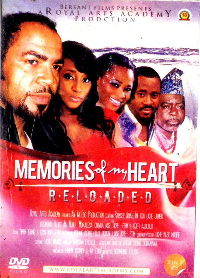 Memories of My Heart (DVD)