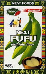 Plantain Fufu Powder - Neat Foods