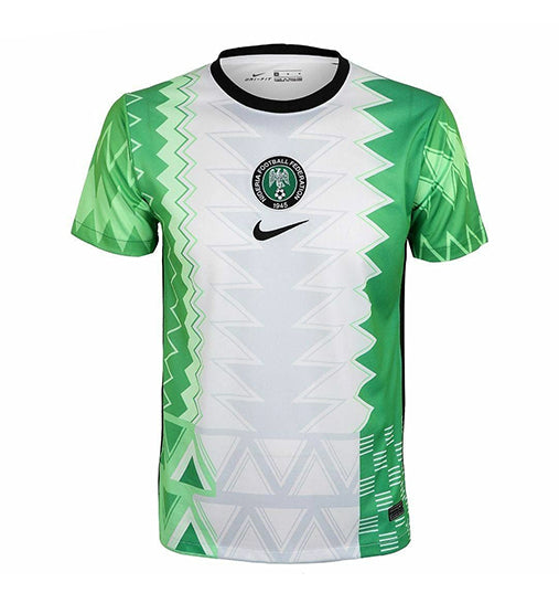 Nigeria Home Soccer Jersey 2020