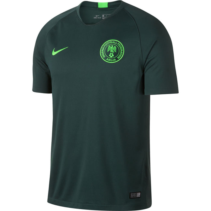 Nigeria Away Soccer Jersey 2018 (Male)