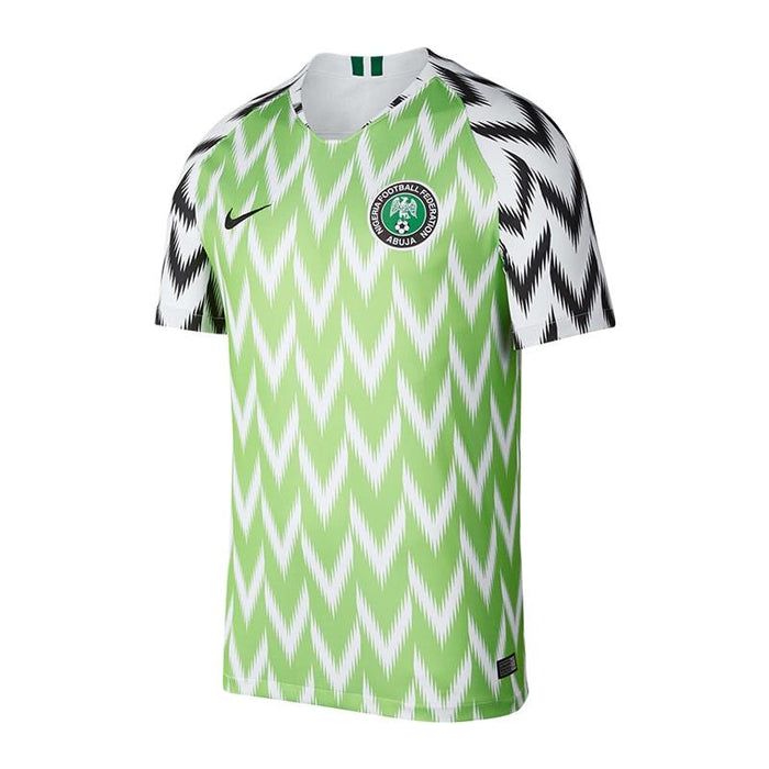 Nigeria Home Soccer Jersey 2018