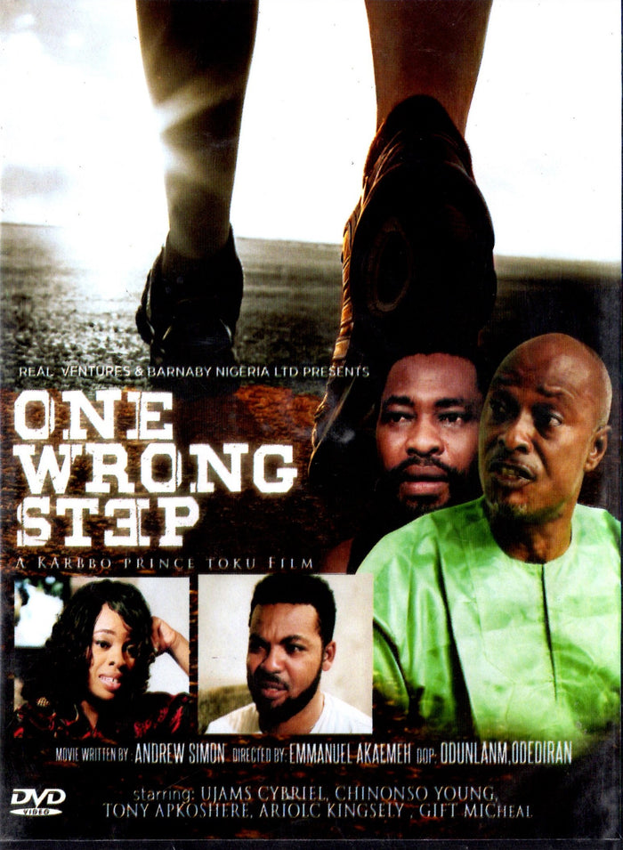 One Wrong Step (DVD)