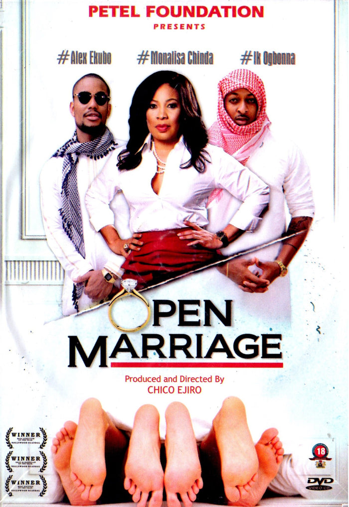 Open Marriage (DVD)