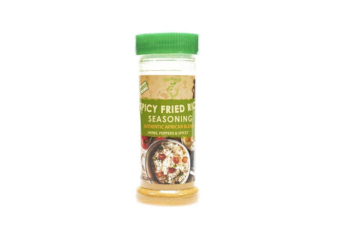 Iyafoods - Spicy Fried Rice and Grain Seasoning