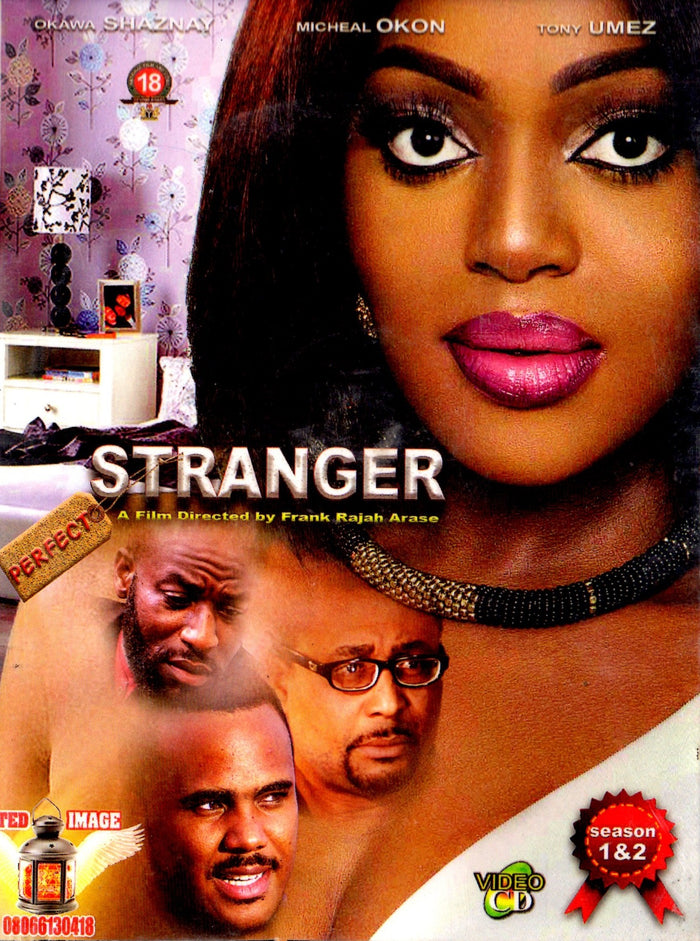 Perfect Stranger (VCD)