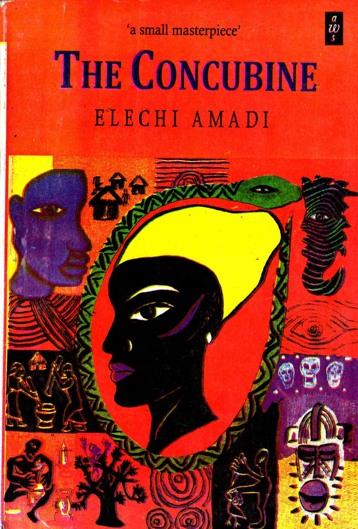 The Concubine By Elechi Amadi