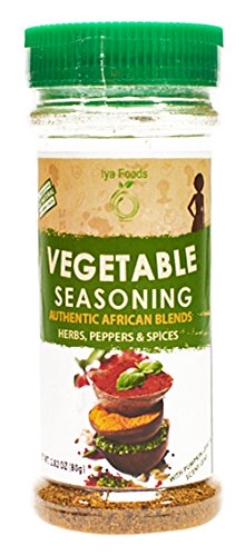 Iyafoods - Vegetable Herbal African Seasoning