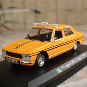 High simulation Nigeria Taxi