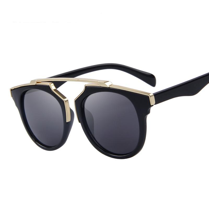 Gold Framed Optica - TheLittlewing