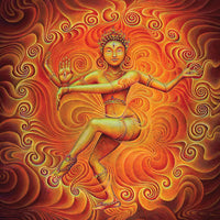 DP039 Nataraja fire dance Products