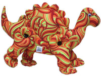 Disco Dino : Fire Splash - Accessories - Party Animals (Soft toys) - Space Tribe