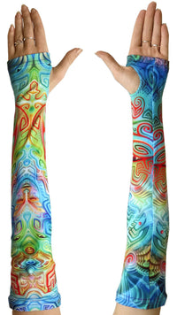 Arm Sleeve  : Ancestral Ornament - Accessories - Arm Sleeves - Space Tribe