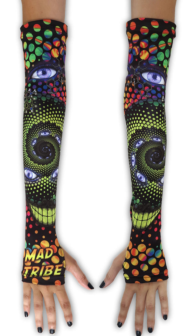Arm Sleeve  : LSD Party - Arm Sleeves - Space Tribe