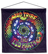 Sublime Wall-hanging : LSD Party - Mad Tribe - Space Tribe