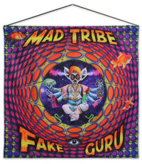 Sublime Wall-hanging : Fake Guru - Mad Tribe - Space Tribe