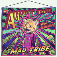Sublime Wall-hanging : Amazing Tales - Mad Tribe - Space Tribe