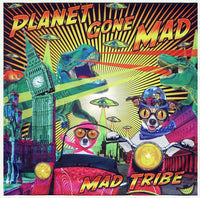Sublime Wall-hanging : Planet gone Mad