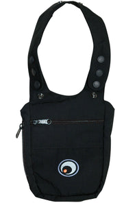 Shoulder Holster : Black - Accessories - Belts + Holster - Space Tribe