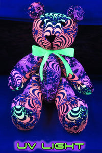Teddy Bear : Fire Fractal