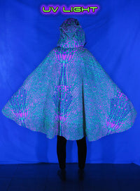 Hooded Cape : Acid Dragonfly