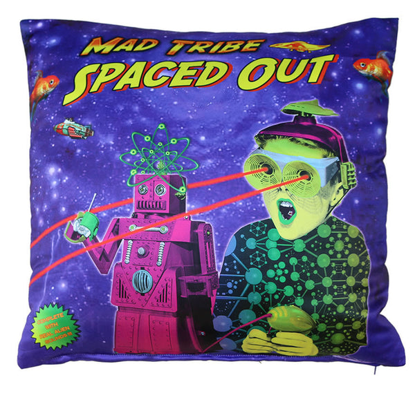 Cushion cover 40 cm : Spaced  Out - Beanbags & Cushions - Space Tribe