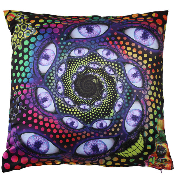 Cushion cover 50 cm : LSD  Party - Beanbags & Cushions - Space Tribe