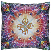 Cushion cover 50 cm : Dorje Power - Beanbags & Cushions - Space Tribe