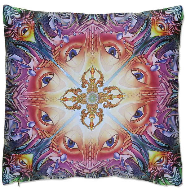 Cushion cover 40 cm : Dorje Power - Beanbags & Cushions - Space Tribe