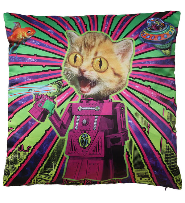 Cushion cover 40 cm : Amazing  Tales - Beanbags & Cushions - Space Tribe