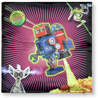 Cushion cover 40 cm : Rocket Power - Accessories - Beanbags & Cushions - Space Tribe