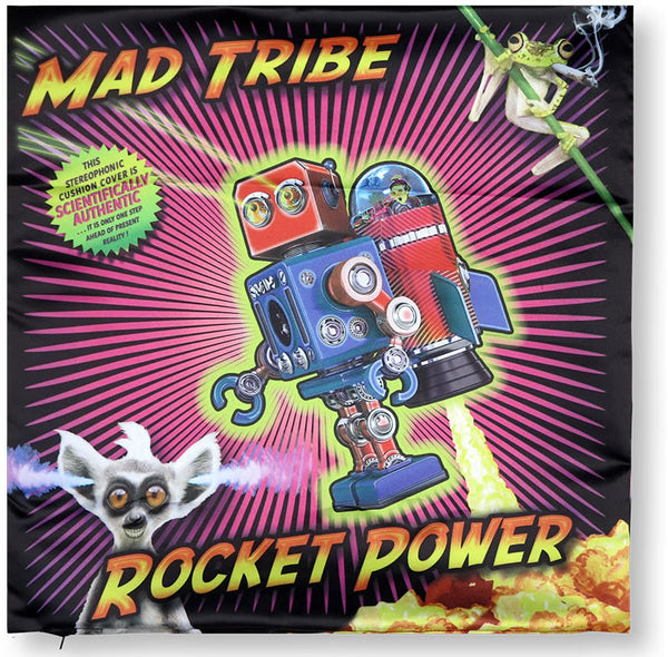 Cushion cover 50 cm : Rocket Power - Beanbags & Cushions - Space Tribe