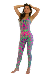 Catsuit : Acid Dragonfly