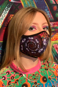 Face mask : LSD Party
