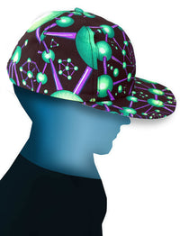 Spaceball Cap : Atomic Alien - Accessories - Hats - Space Tribe