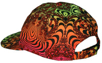 Spaceball Cap : Fire Fractal