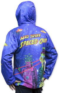 Sublime Hooded  Jacket : Spaced Out - Men Jackets - Space Tribe