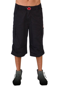 Cyber Pants : Black cotton - Men Pants - Space Tribe