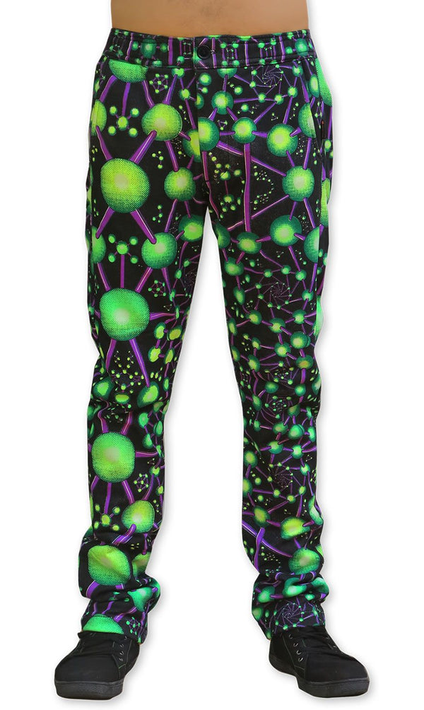 Chillout Pants : Atomic Alien - Men Pants - Space Tribe