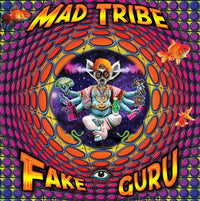 Mad Tribe - Special collectors pack #3 - CD's - Space Tribe