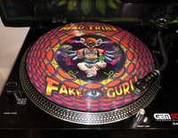 Fake Guru 12 Quot Picture Disc By Mad Tribe Space Tribe