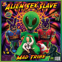 "Extremists - Alien Sex Slave : 12"" picture disc by Mad Tribe - $30 plus shipping"