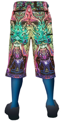 Cyber Shorts : Alpha Centuari - Men Shorts - Space Tribe