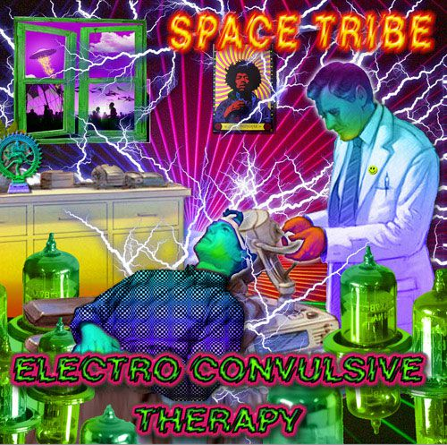 Electro Convulsive Therapy  : Space Tribe - CD's - Space Tribe