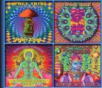 Space Tribe Continuum : Vol. 1 (2CD)